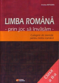 Limba romana prin joc invatam