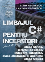 Limbajul pentru incepatori Volumul VII