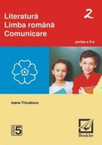 Literatura - Limba romana - Comunicare : clasa a V-a - partea a II-a