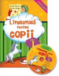 Literatura pentru copii : clasa I (carte+CD)