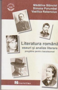 Literatura romana Eseuri analize literare