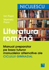 Literatura romana Manual preparator baza