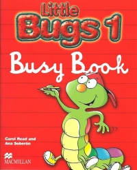 Little Bugs Busy Book