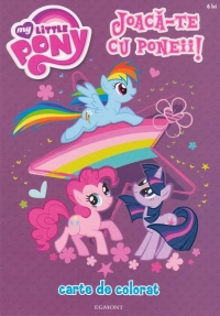 Little Pony Joaca poneii Carte