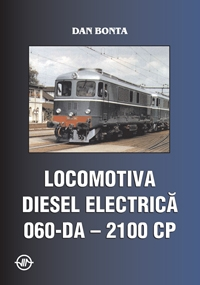 Locomotiva diesel electrica 060 2100
