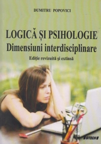 Logica psihologie Dimensiuni interdisciplinare