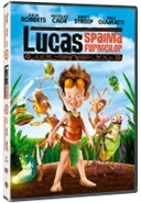 Lucas, spaima furnicilor
