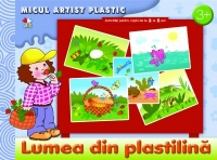 Lumea din plastilina Activitati ani