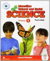 Macmillan Natural and Social Science Level 1: Pupils Book Pack (with CD)