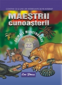 Maestrii cunoasterii - Animale monstruoase