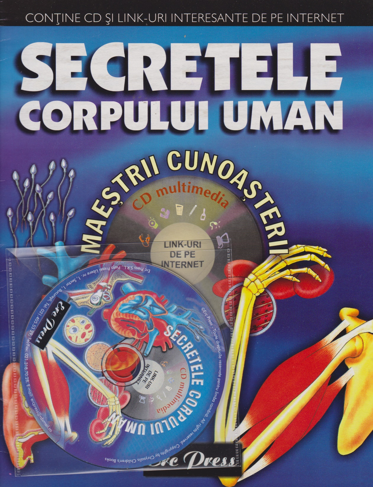 Maestrii cunoasterii Secretele corpului uman