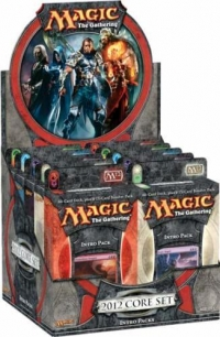 Magic: The Gatering 2012 Core Set 1+1 Special 2 Players Set