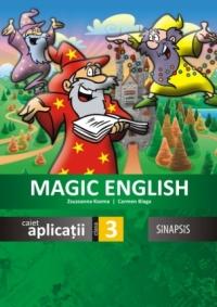 Magic English. Caiet de limba engleza pentru clasa a III-a