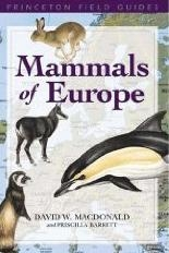 Mammals Europe (Princeton Field Guides)