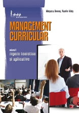 MANAGEMENT CURRICULAR VOLUMUL REPERE TEORETICE