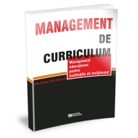 Management curriculum Management educational pentru
