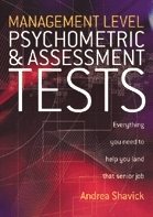 Management Level Psychometric Assessement Tests