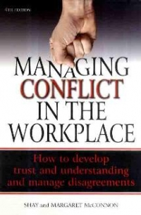 Managing Conflict Workplace 4th