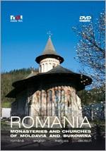 Manastiri si Biserici din Moldova si Bucovina (DVD)