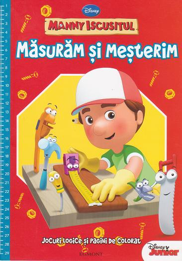 Manny Iscusitul Masuram mesterim Jocuri
