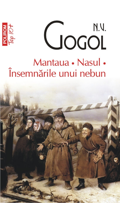Mantaua Nasul Insemnarile unui nebun