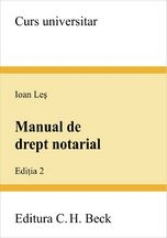 MANUAL DREPT NOTARIAL