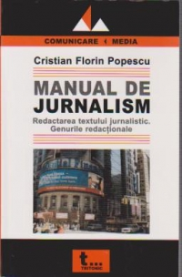 Manual Jurnalism vol Redactarea textului