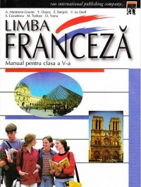 Manual Limba Franceza clasa Limba