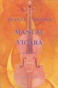 Manual vioara vol