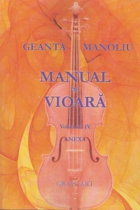 Manual vioara vol Anexa