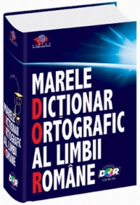 Marele dictionar ortografic al limbii romane cu CD-ROM