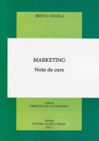 Marketing Note curs