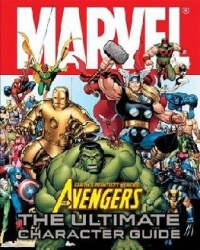 Marvel Avengers Character Encyclopedia