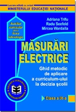 Masurari electrice Ghid metodic aplicare