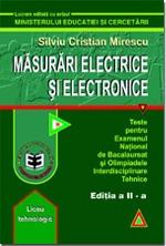 Masurari electrice electronice Teste pentru
