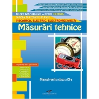 Masurari tehnice Manual pentru clasa