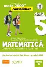MATE 2000 CONSOLIDARE MATEMATICA ARITMETICA