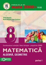 MATEMATICA ALGEBRA GEOMETRIE CLASA VIII