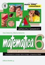 MATEMATICA. ALGEBRA, GEOMETRIE. CLASA A VI-A. CONSOLIDARE. PARTEA A II-A, SEMESTRUL 2 (anul scolar 2014-2015)
