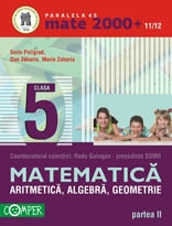 MATEMATICA ARITMETICA ALGEBRA GEOMETRIE CLASA