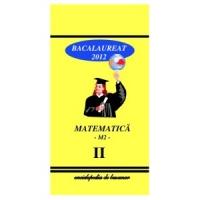 Matematica Bacalaureat 2012 Vol