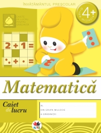 Matematica Caiet lucru ani