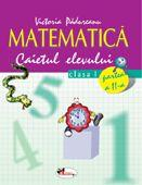Matematica caietul elevului (clasa partea