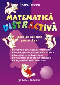 Matematica distractiva - disciplina optionala pentru clasa I