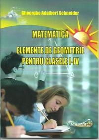Matematica. Elemente de geometrie pentru clasele I-IV