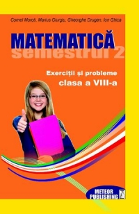 Matematica Exercitii probleme Clasa VIII