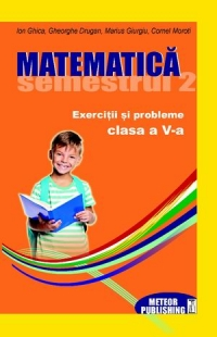 Matematica Exercitii probleme Clasa semestrul