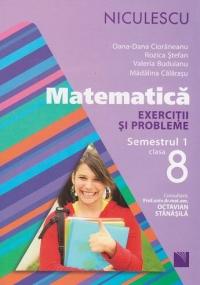 Matematica. Exercitii si probleme pentru clasa a VIII-a, semestrul 1