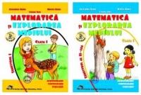Matematica si explorarea mediului Clasa I - Set Semestrul I + Semestrul al II-lea