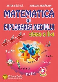 Matematica si explorarea mediului - Clasa a II-a